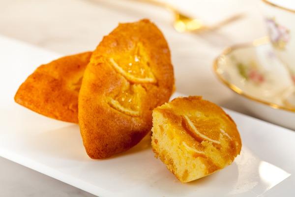 健康伴手禮-法布甜法式橘子蛋糕